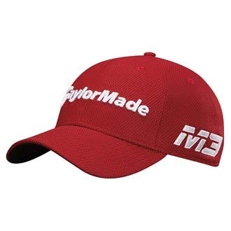 TaylorMade Tm18 39 Thirty, Casquette De Baseball Homme, Rouge (Rojo N6531619), Small (Taille...