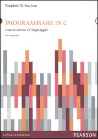 Programmare in C. Introduzione al linguaggio