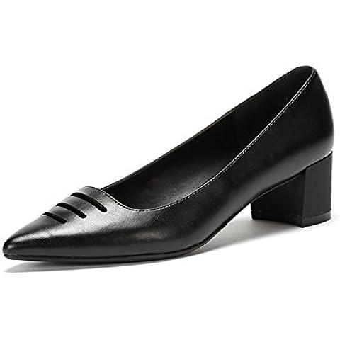Primavera moda scarpe a punta/Cavo leggero scarpe