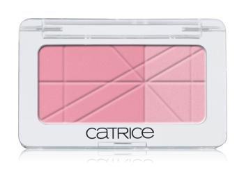 Make-up Blush Duo (Catrice Cosmetics Defining Duo Blush Nr. 010 Raspberry Ice Cream Inhalt: 5g Duo Puder-Rouge. Blush der einen natürlich strahlenden Teint verleiht und das Gesicht mattiert.)