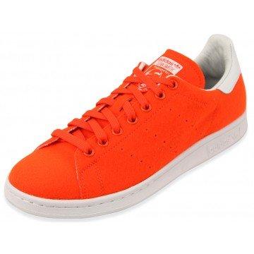 Sneaker Adidas Zapatillas adidas - Pharrell Williams Stan Smith Tns Naranja Neón/Blanco 42 2/3