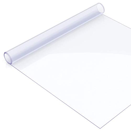 Protector transparente para mesa