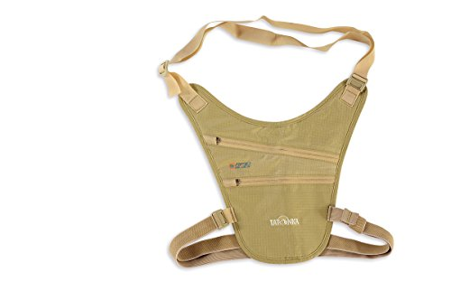 Tatonka Geldaufbewahrung Skin Chest Holster RFID B natural, 19 x 19 cm