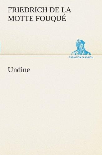 Undine Cover Image