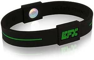 EFX Bracelet Sport en n/éopr/ène Noir Taille S 15,2 cm