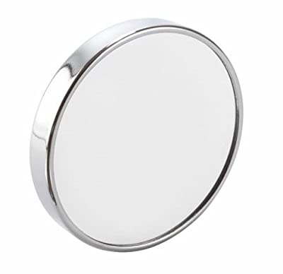 Stick on Suction Travel Mirror 10x Magnification