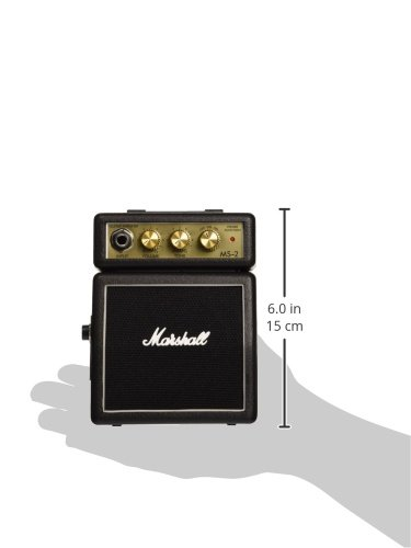 Marshall MS2 Micro Amp - Black