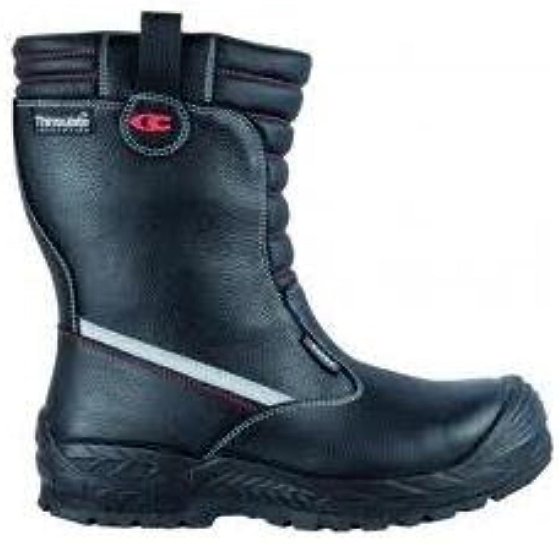 Cofra 13550 – 000.w42 Pursar S3 WR Ci HRO SRC – zapatos de seguridad talla 42 NEGRO