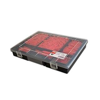 TOX Sortiment Monteur Pro 845 TLG, beinhaltet eine Vielzahl von Größen des Allzweckdübels Tri, für den Einsatz in nahezu allen Baustoffen, 01090001