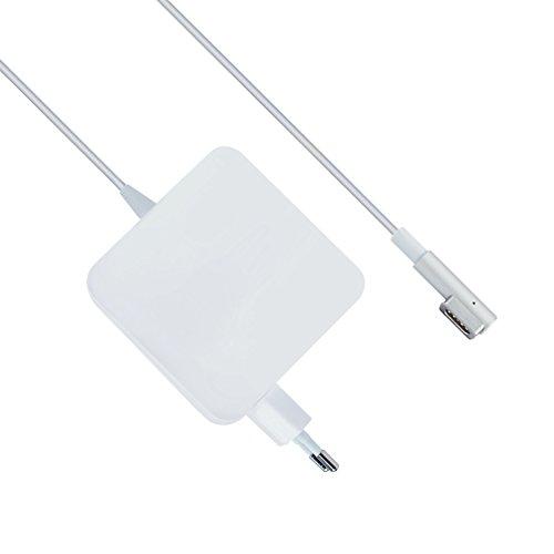 Preisvergleich Produktbild Aursen 60W AC Laptop Ladegerät Adapter Netzteil Ladegerät Laptop Notebook Ladegerät für Apple magsafe 1 (Macbook A1344 / A1330 / A1342 / A1278 / A1185 / A1184 / A1181)