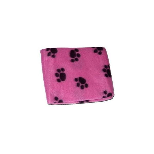 L-FENG-UK-SOFT-COSY-WARM-FLEECE-PAW-PRINT-PET-BLANKET-DOG-PUPPY-ANIMAL-CAT-BED