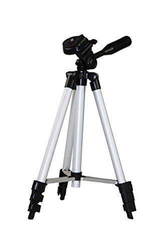 Original Luxburg® Stativ 360° Schwenkbarer Kopf für Hobbyfotografen und Fortgeschrittene 32-106cm nur 500 Gramm schwer. Von e-port24®