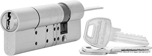 Dana Lock Cylindre de Serrure, Longueur réglable Sécurité Roue pour Dana Lock V3