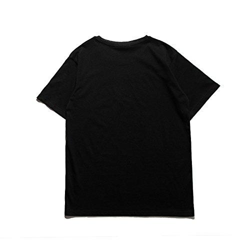BOMOVO Herren GOSHA Super Premium Von Tai Chi S M L XL Verschiedene Farben Schwarz