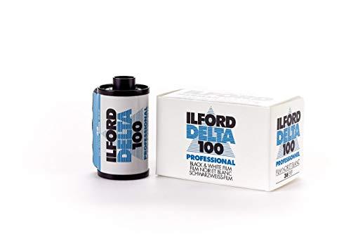 Ilford 1780624 Delta 100 135-36 Schwarz-/Weiß Negativ-Filme