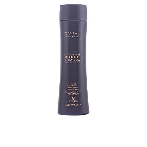 Alterna - Shampooing pour Cheveux Blonds Naturels ou Colorés - Blonde Caviar Shampoo - 250ml