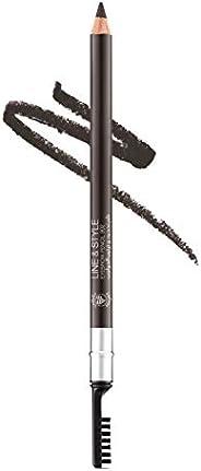 Mikyajy Line & Style Eyebrow Pencil,