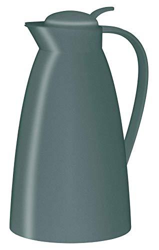 alfi 0825.293.100 Isolierkanne Eco, Kunststoff gefrostet Sea Pine 1,0 l, 12...