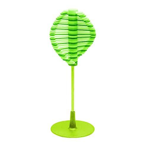 Yapott Lutscher rotierenden Spielzeug Spin Dekompression Kinder Puzzle Spielzeug Home Decor Gelb