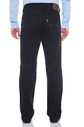 """Joker Herren Jeans """"Clark"""" Comfort Fit 0125 black black"""