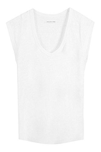 isabel-marant-womens-ts033317p027ewhite-white-linen-t-shirt
