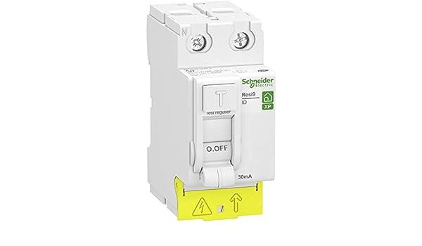 Disjoncteur diff/érentiel Schneider Electric R9PRC225 1 pc s