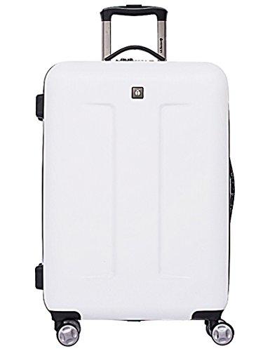 Mute Universal - Round Business Passwort Box Aluminium Alu Trolley Tasche Gepäck Tasche ( Farbe : 4 , größe : 20 inch ) 3