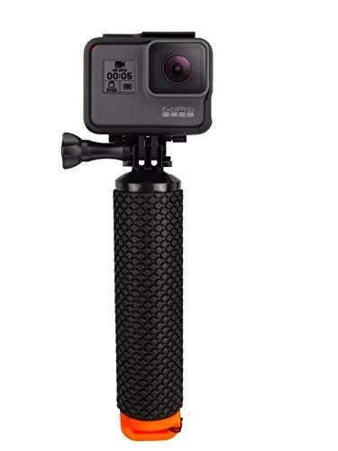 Schwimmer Handgriff Schwimmender Hand Grip Unterwasser Handstick für alle GoPro Hero Kameras und Action Kameras Wassersportzubehör (Hand Griff)