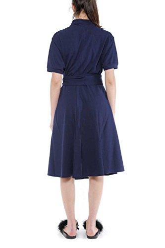 4395a84413c6b Lacoste Women s Dresses Ef3089 166 - Blue - Buy Online in UAE ...