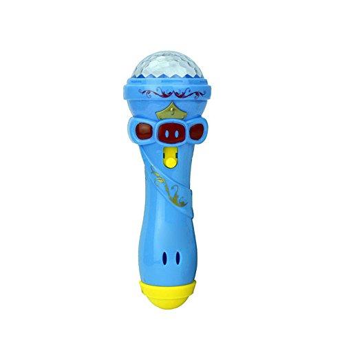 Dapei Hot Lustige Beleuchtung Drahtloses Mikrofon Modell Geschenk Musik Karaoke 2019 Niedlichen Mini Spielzeug (Modelle Hot Niedlichen)