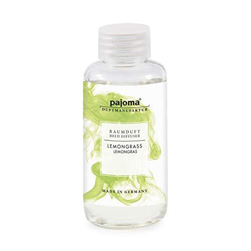 Raumduft Nachfüllflasche Lemongras, 1er Pack (1 x 100 ml) von pajoma