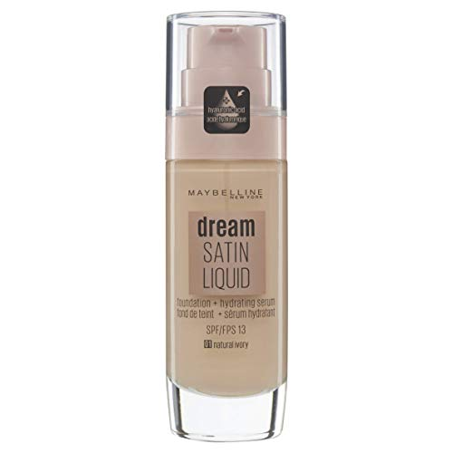 Maybelline Dream Satin Foundation Maquillaje Fluido