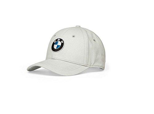 BMW Original Cap Logo in Grau Kappe Kollektion 2018/2020