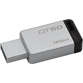 Kingston DataTraveler 50  DT50  Chiavetta USB 3.0, 128 GB