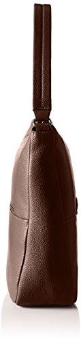Bree - Faro 5 S17, Borsa a spalla Donna Marrone (Cacao)