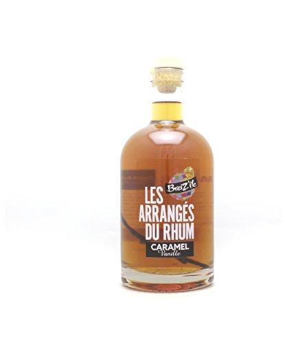 Breiz'île Les Arranges du Rhum Caramel Vanille 700 ml