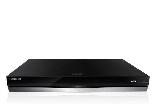 Samsung BD-E8900/EN 3D-Blu-ray-Rekorder 1TB (2D/3D-Konverter, Full-HD, DVB-T/C, WLAN) schwarz