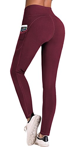 IUGA High Waist Yoga Pants Inner...