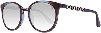Guess GU7544 92W 52 Monturas de gafas, Azul (Blu/), 52.0 Unisex Adulto