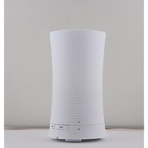 New day-Generale nuova macchina aromaterapia ad ultrasuoni umidificatore purificazione dell'aria mini domestico regalo 16 * 11 * 11 centimetri 0,47 kg 100 ml , white ,