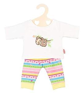 Heless 1965 - Pijama para muñecas (28-35 cm)