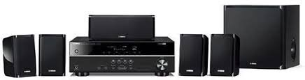 Yamaha 1840 Home Theatre 5.1 (4K, 4-HDMI IN, Dolby Audio)