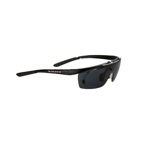 Swiss Eye Sportbrille View, Black Matt, One Size, 12441