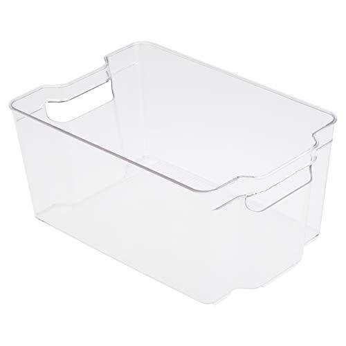 AmazonBasics - Recipientes almacenamiento plástico
