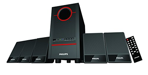 Philips SPA-3500F/94 Fusion 5.1 Home Theater System (Black)