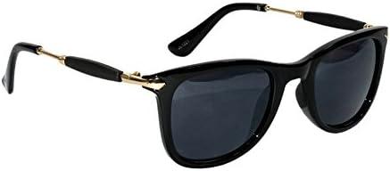 Peter Jones Wayfarer Unisex Sunglasses(Ap7 48 Black)