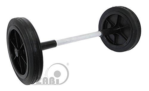 ZAB-S Mülltonnen (Code: 60K-A) Mülleimer Räder mit/ohne Achse Zubehör Ersatzteile