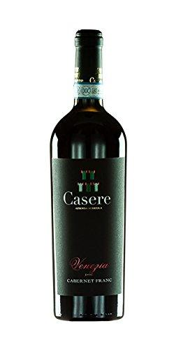 CABERNET FRANC DOC VENEZIA - Veneto Orientale - cl. 75 - Az. Casere