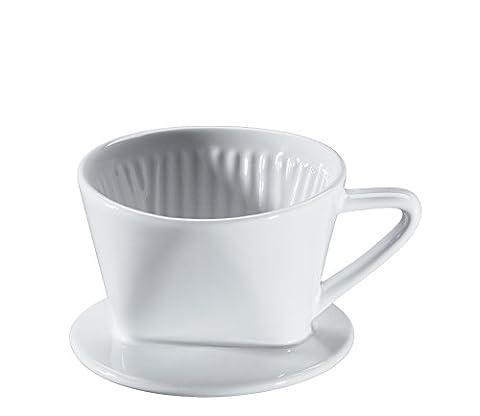 Cilio 105544 Kaffeefilter Größe 1, weiß
