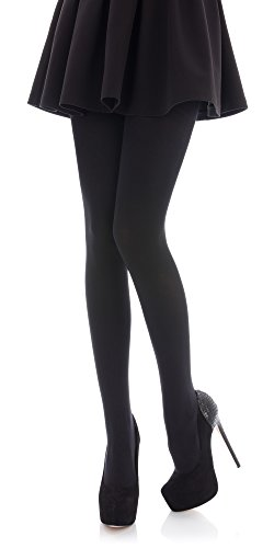 Opaque 100 Denier Tights by Romartex, 23 Colours, Sizes S-XL